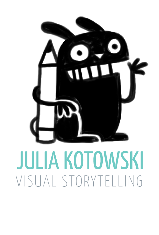Julia Kotowski – Visual Storytelling Logo