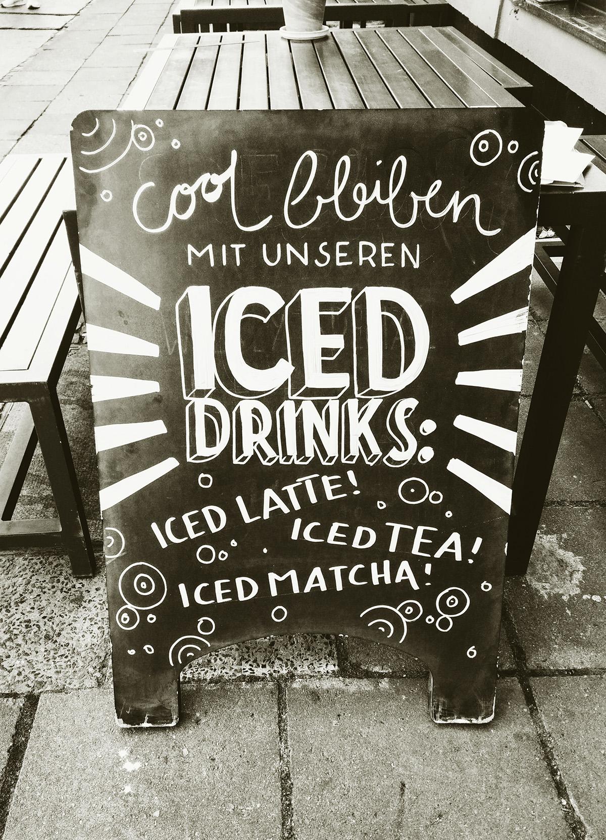 Hermanns Handlettering Blackboard
