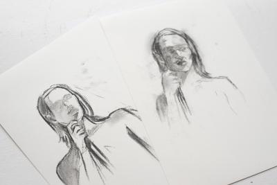 Skizzen und Studien - Akt