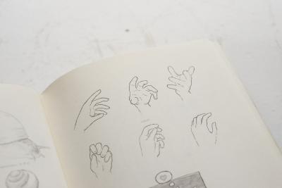 Skizzen und Studien - Hände