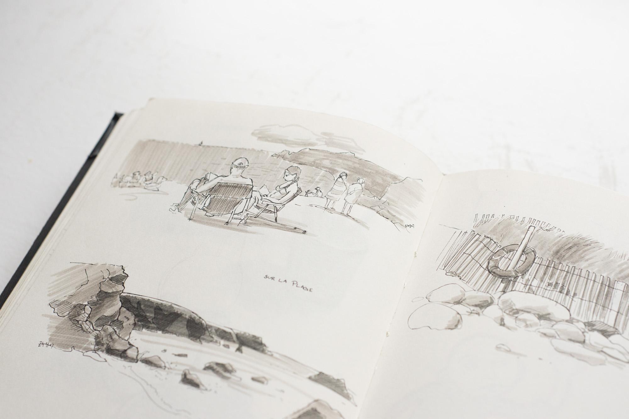Skizzen und Studien - Landschaft