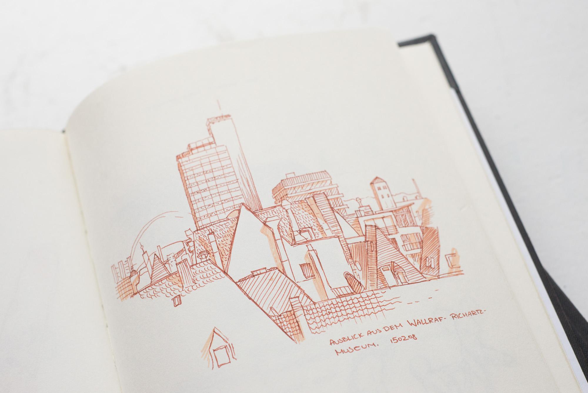 Skizzen und Studien - Stadt