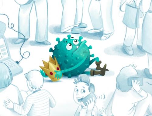 HopeLit: King Corona